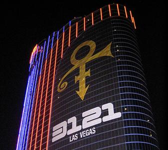 Le Symbol surplombe Las Vegas