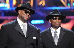 Jimmy Jam et Terry Lewis au BET Honors