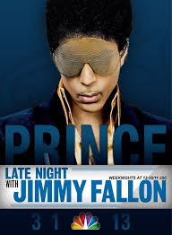 Prince chez Jimmy Fallon