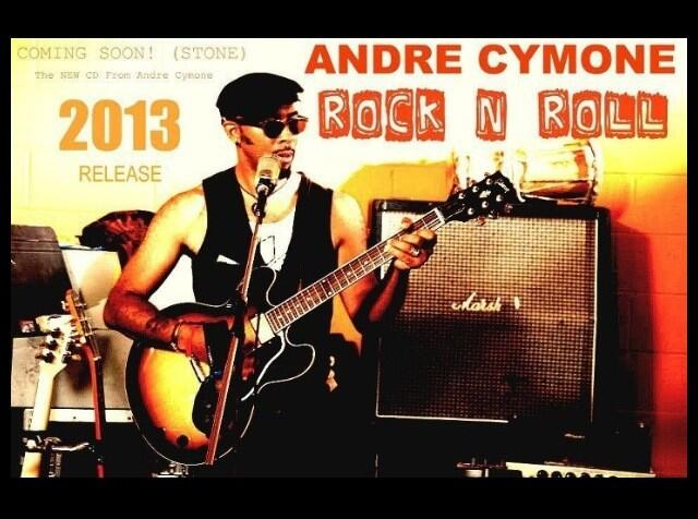 Andre Cymone RNR