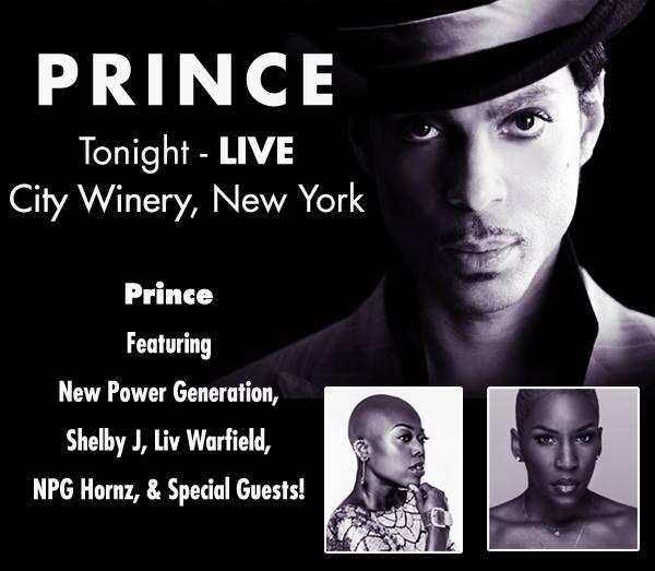 Prince @ Winery