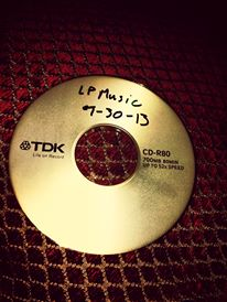 LP Music CD