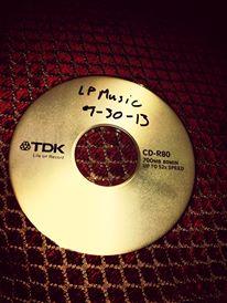 LP Music CD