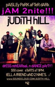 Paisley Park Judith Hill