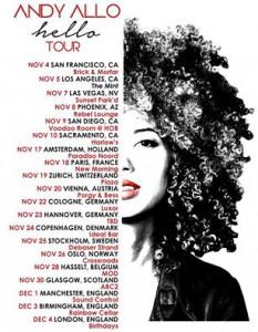Hello Tour