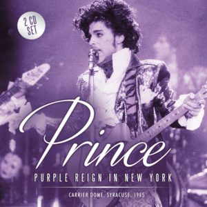 Prince Purple Rain Syracuse