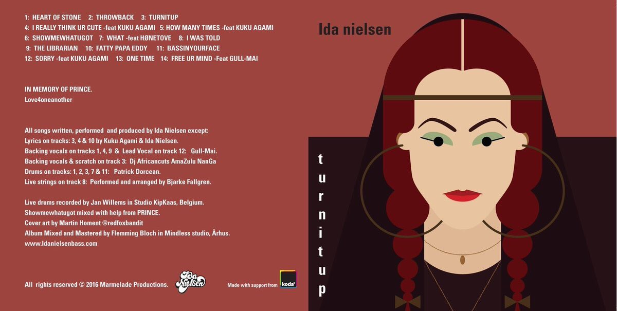 ida-nielsen-turn-it-up
