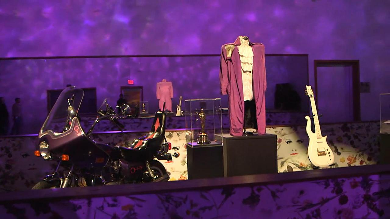 purple rain room